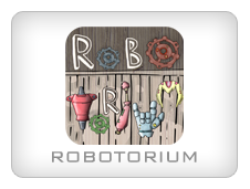 Robotorium for iPad